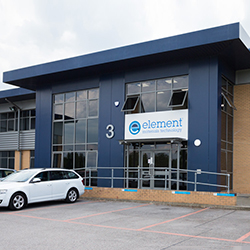 Element Materials Testing relocate to Rotherham