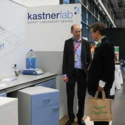 Kastner exhibit at Business Showcase South West