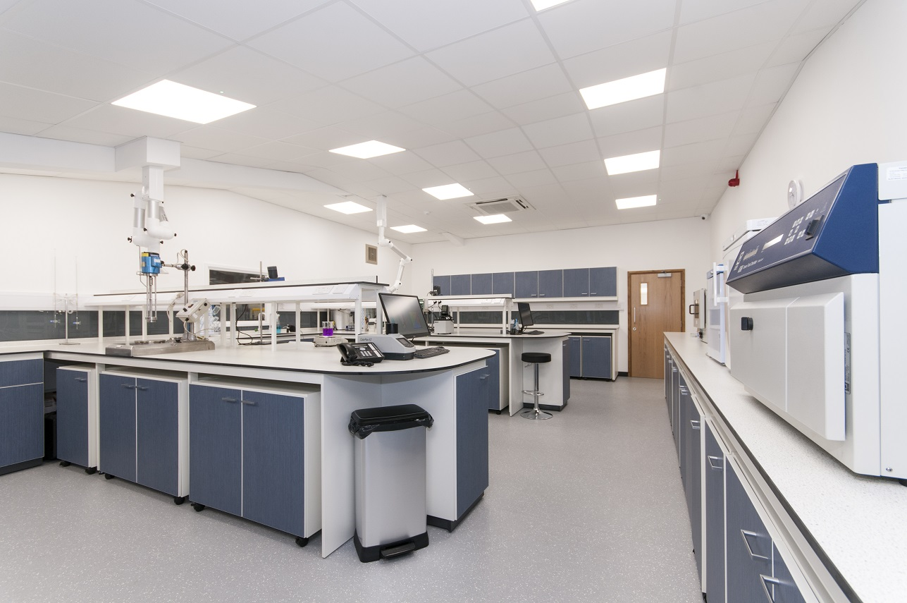 A-Chem – laboratory design from concept to completion