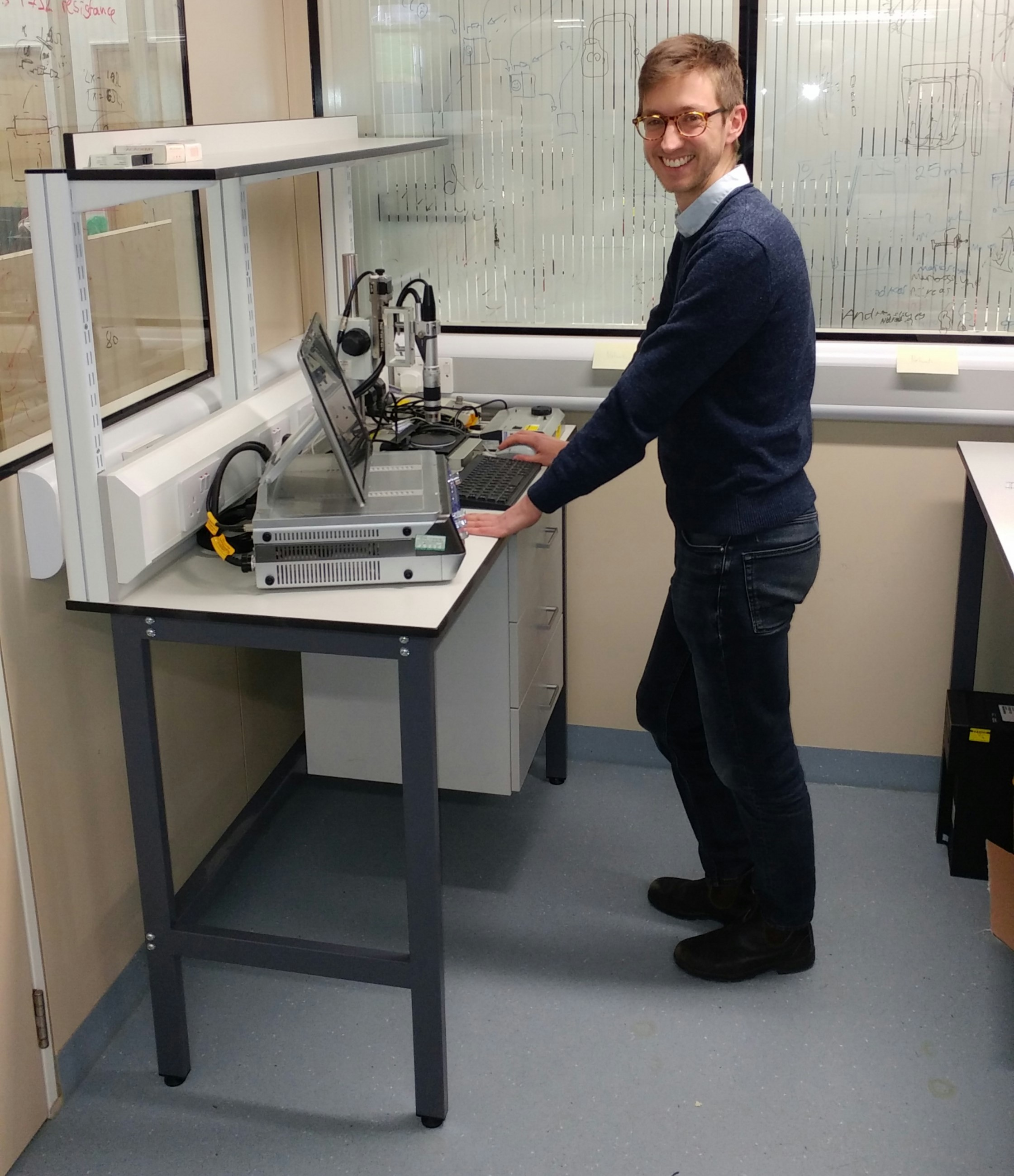 New Kastner workstations prove the ideal solution  for Bristol Robotics Laboratory
