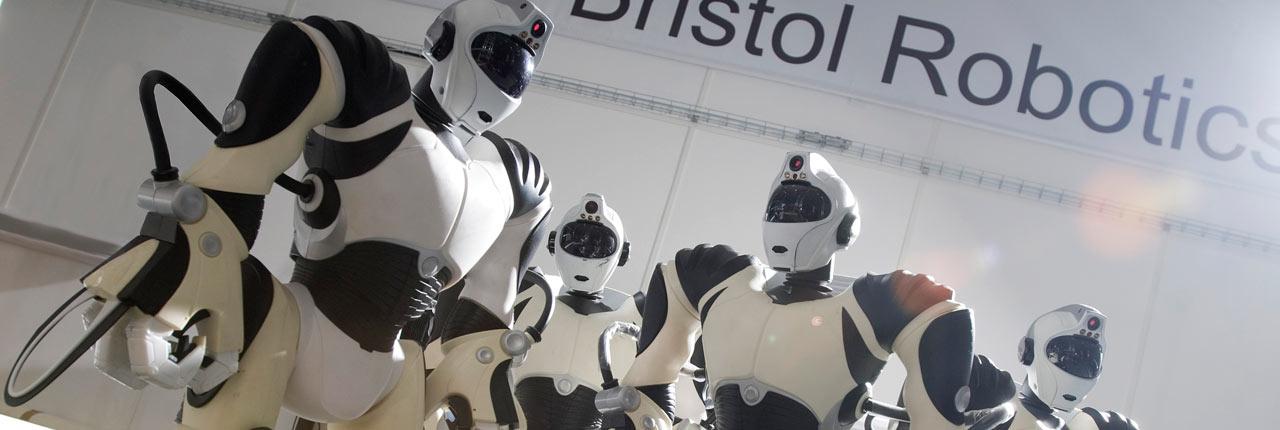 New Kastner workstations prove the ideal solution  for Bristol Robotics Laboratory