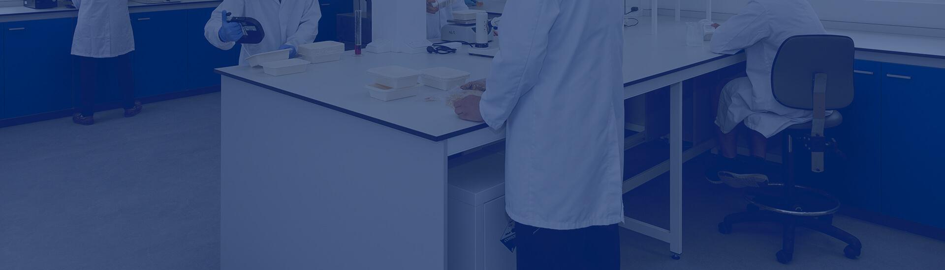 lab designed by Kastnerlab UK